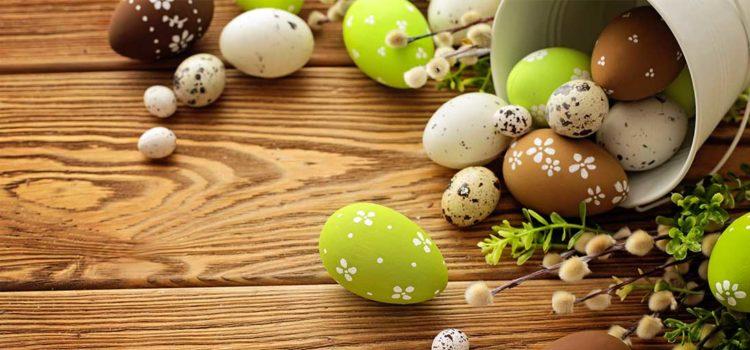 Pasqua e pasquetta : Chiusura per festività