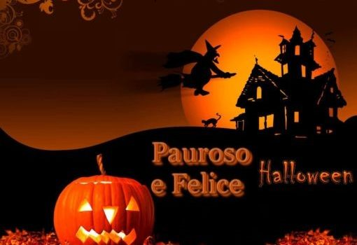 Mercoledi 31 ottobre 2018 Festa di Halloween – 18:30 / 22:00 – con la partecipazione di Silvia : truccabimbi, animazione, palloncini