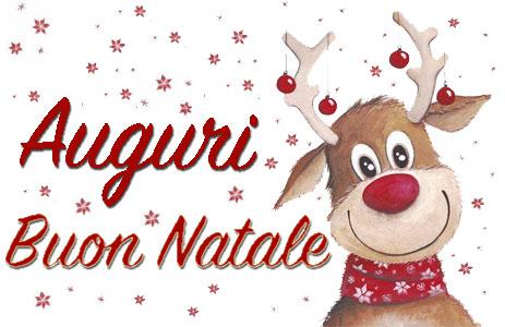 Chiusura per festività natalizie: da lun. 24 a giov. 27 dicembre compresi